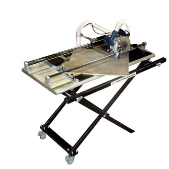 8250 Alpha Ecocutter Dry Tile Saw