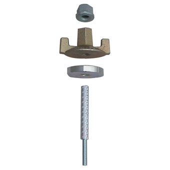 8247 Husqvarna Quick Disconnect Anchors