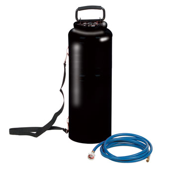 8244 Husqvarna 4 Gallon Water Supply Tank Contractsawsshop