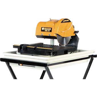5833K Felker TM-75 Wet Tile Saw Kit