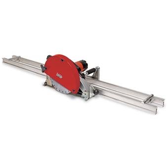 8287 MK Wet Cutting Rail Saw