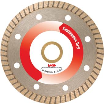 160970 4in MK-250GXT Turbo Dry Porcelain Blade
