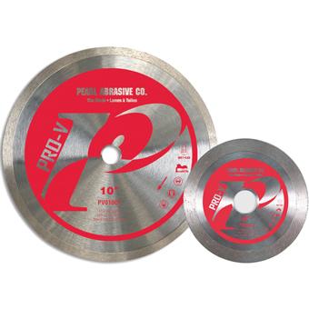 6123 Pearl Pro-V Wet/Dry Diamond Blade