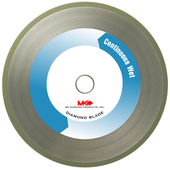 6506 MK-RD100 Glass Diamond Blade