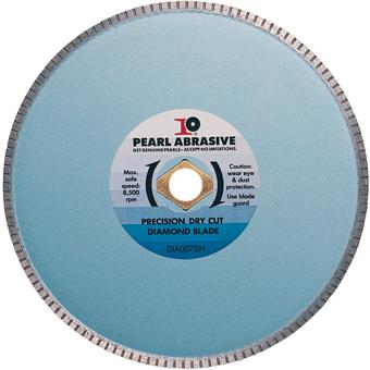 6115 Pearl SH Dry Cutting Diamond Blade
