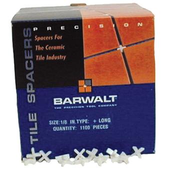 6310 Barwalt Precision Tile Spacers Regular Box