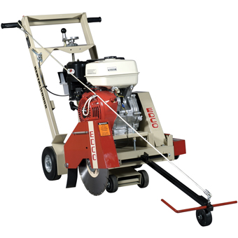 8308 Edco DS-16A - 18in Manual Saw