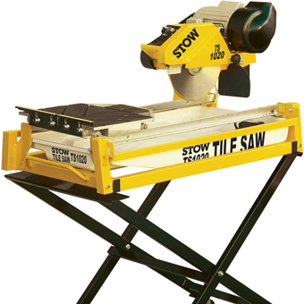 6401 STOW TP1020 Tile Saw