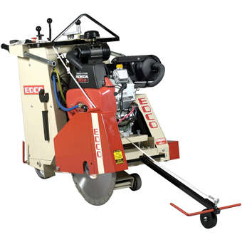 8310 Edco SS-20 - 20in Self-Propelled Concrete Saw