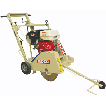 8327 Edco DS-18 - 18in Concrete & Asphalt Saw