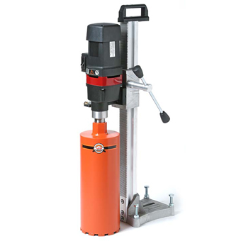 162675 MK Manta IV Core Drill Rig