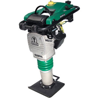 9325 Wacker Oil-injected Vibratory Rammers