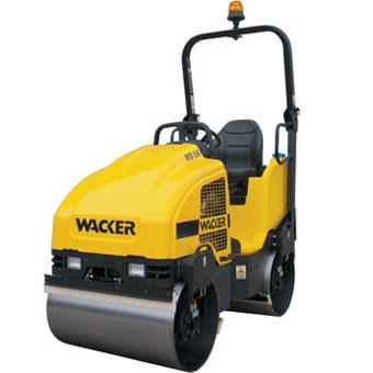 9345 Wacker RD 16-90 Hydrostatic Vibratory Roller