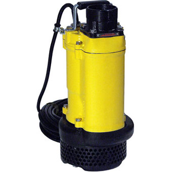 9371 Wacker PS3 1503/2203/3703 3in Submersible Pump 220V 3 Phase