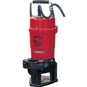 9398 Multiquip ST2040T 2in Submersible Trash Pump 110V