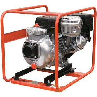 9419 MultiQuip QP305SLT 3in High Pressure Centrifugal Dewatering Pump