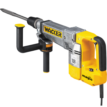 9323 Wacker EH 9BL Electric Rotary Demolition Hammer & Breaker