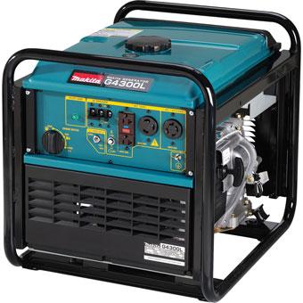 9445 G4300L Makita Generator 4,300W