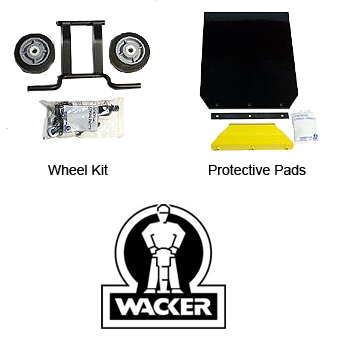 9448 Wacker Value Vibratory Plate Accessories