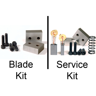 9453 Tolman RC Rebar Cutter Service Kits & Blades