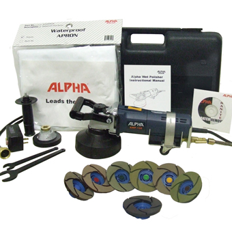9455 Alpha Scratch Removal Kit