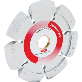 9459 MK-404DV Dry Cutting V-Segment Crack Chasers
