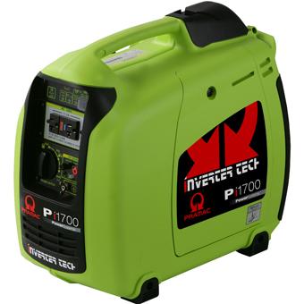 9462 Pramac Pi1700 Inverter Generator 1,650W