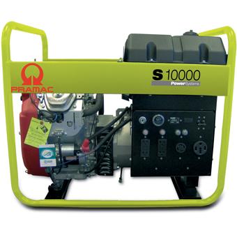 9474 Pramac S10000 MHHPI (Deluxe) Generator 10,000W