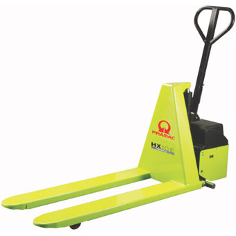 9500 Pramac HL10E 540 20in X 45in Electric High-lift 2200 lbs Pallet Jack