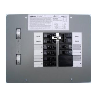 9506 Pramac 5Kw 7.5Kw 12kW Transfer Switch