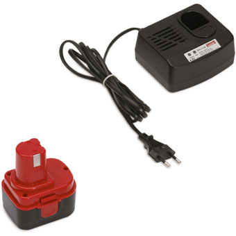 9531 Rubi Spare Charger & Battery For Cordless Joint Applicator