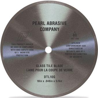9546 Pearl DTL10G Glass Cutting Blades