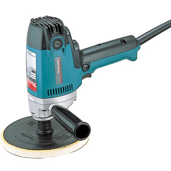 9553 PV7001C Makita 7in Electronic Polisher