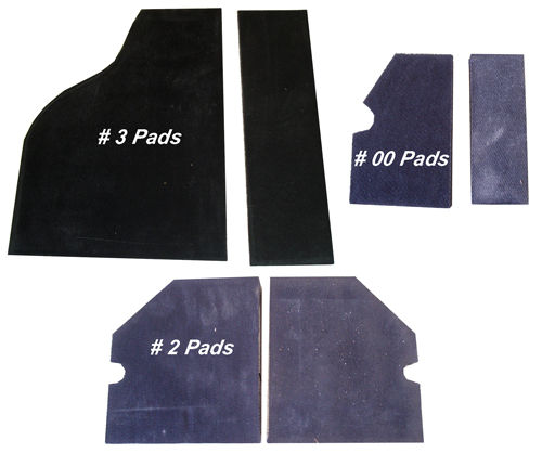 31400 Superior Replacement Pads
