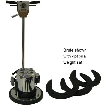 9567 Hawk Brute Super Duty Floor Machines