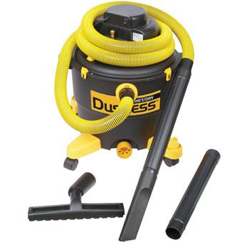 9575 TeqVac Dustless Wet/Dry Vacuum