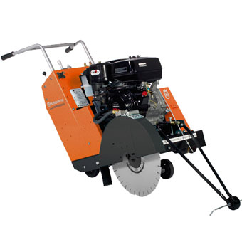 6670 Target by Husqvarna Portacut IV Self Propelled Series