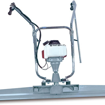 9657 Dynapac BV30 Vibrating Screed