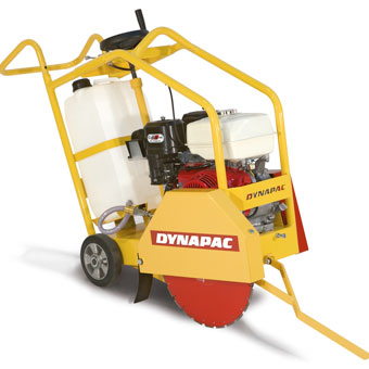 9659 Dynapac 18in ORKA Floor Saw