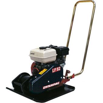 9669 Dynapac LF82 18x21in Forward Plate Soil Compactor