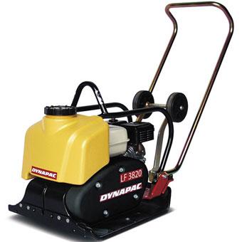 9672 Dynapac LF3820 20x25in Forward Asphalt/Soil Plate Compactor
