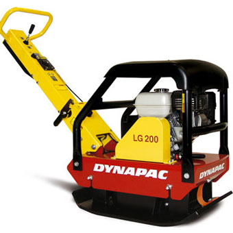9675 Dynapac LG200 20x28in Forward & Reversible Soil Plate Compactor