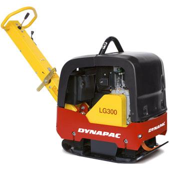 9677 Dynapac LG300 Hatz Diesel 24x29in Forward & Reversible Soil Plate Compactor