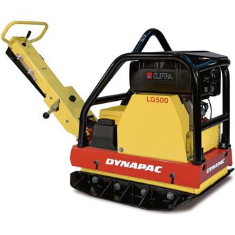 9678 Dynapac LG500 Hatz Diesel 33x35in Forward & Reversible Soil Plate Compactor