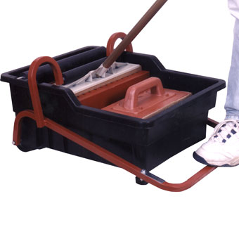 5685 Raimondi Pedalo Grout Cleaning System