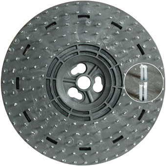 5911 Raimondi Maxititina Nylon Spike Floor Pad Driver
