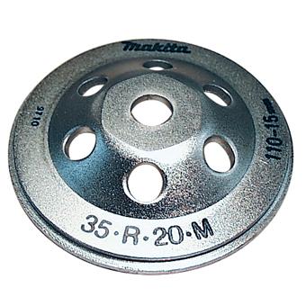 9701 Makita PC1100 Concrete Planer Diamond Wheels
