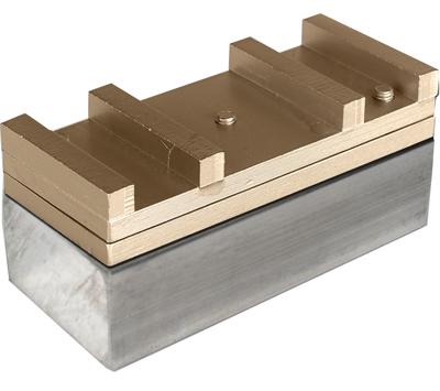 7774 Pearl Hexplate Diamond Pad