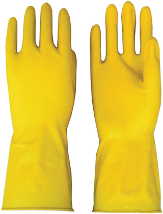 6428 18mil, Natural Latex Gloves