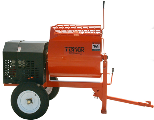 7857 Toker MM10 Mortar Mixers